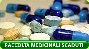 Raccolta farmaci scaduti